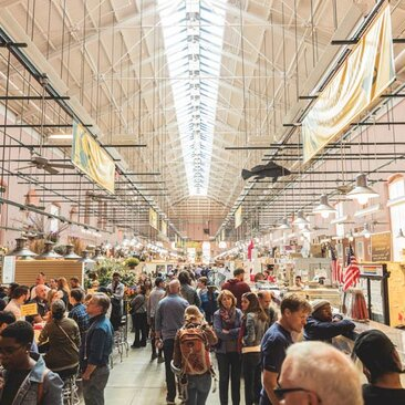 Eastern Market on Capitol Hill - Indoor Market and Food Hall in Washington, DC