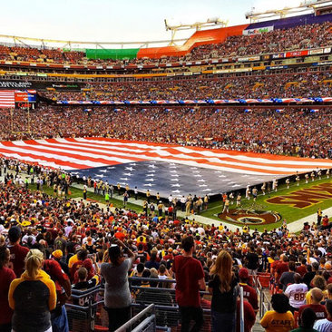 @curtkennedy - Washington Redskins Football Home Opener - FedExField