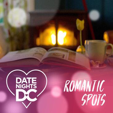 Romantic Spots in Washington, DDC