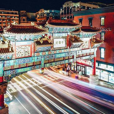 @dccitygirl - Chinatown Friendship Archway - Washington, DC