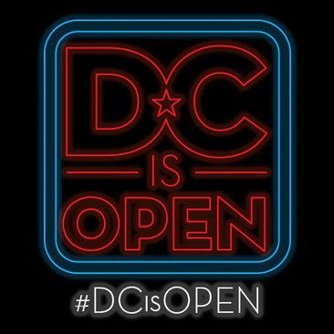 Washington, DC Is Open
