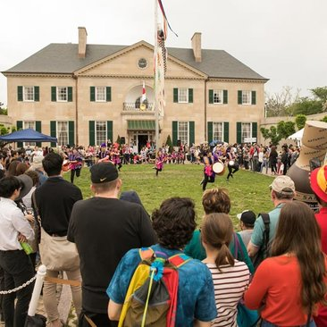 Tour an embassy for free during Passport DC - Free spring activities in Washington, DC