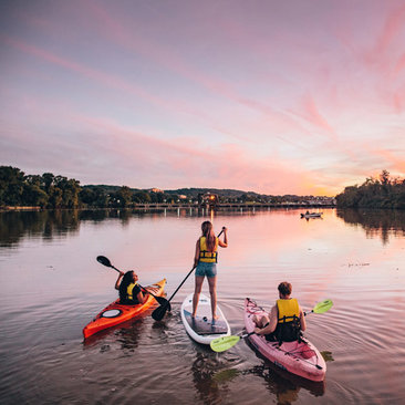 Waterfronts in and around DC - Discover boat cruises, tours and more from The Wharf to National Harbor and everywhere in between
