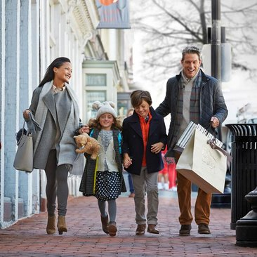 Holiday Shopping in Georgetown - Where to Shop in Washington, DC