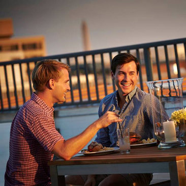 The Rooftop at The Embassy Row Hotel - Best rooftop bars and restaurants in Washington, DC