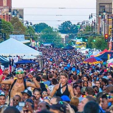 H Street Festival 2015
