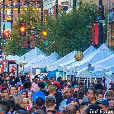 Fall Events & Festivals - H Street Festival - Washington, DC
