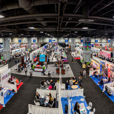 IPW Tradeshow Floor - IPW 2017 in Washington, DC