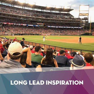 Destination DC Long Lead Inspiration