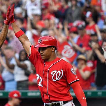 Can't-miss Washington, DC athletes and superstars - Juan Soto of the Washington Nationals