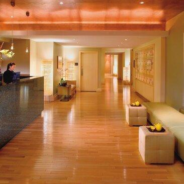Mandarin Oriental Spa Lobby