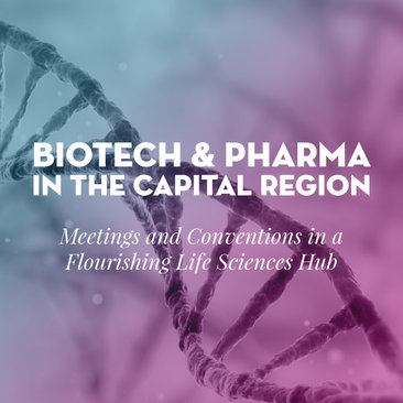 Biotech & Pharma in Washington, DC - Meetings and Conventions in a Flourishing Life Sciences Hub