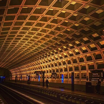 @rodriguito_saint_king - Pentagon City Metro