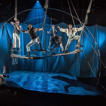 Arena Stage Moby Dick performance