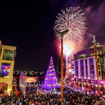 Holiday Celebrations at National Harbor - Events In & Around Washington, DC