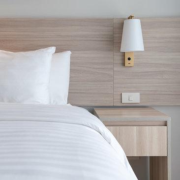 Open Hotel Room