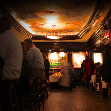 Old Ebbitt Grill - Presidential Dining Experiences in Washington, DC