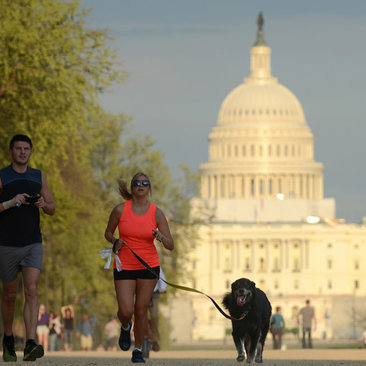 Top 10 Running Spots in Washington, DC