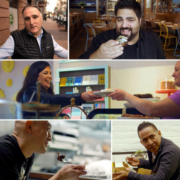 Chefs Dish DC - Local chefs eat their way through Washington, DC neighborhoods
