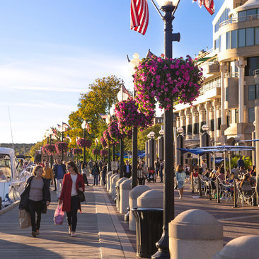 Fall Travel Deals and Discounts in Washington, DC