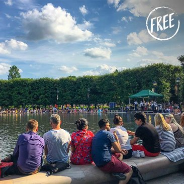 Free summer concerts with Jazz in the Garden - Free Things to Do: Events, Festivals and More in Washington, DC