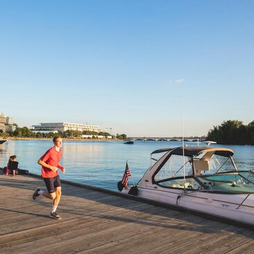 Find sports and outdoor recreation activities in Washington, DC