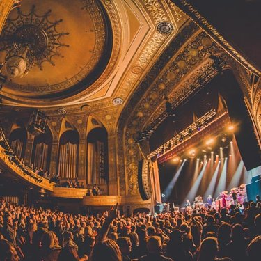 Show at Warner Theatre in Washington, DC - The best theaters and performance spaces to see a show in Washington, DC