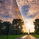 @506thcurrahee - Sunrise at the Vietnam Veterans Memorial - Washington, DC