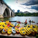 @angel_beil - Boating at the Key Bridge Boathouse in Georgetown - Waterfront activities in Washington, DC