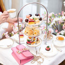 Cherry blossom afternoon tea at the St. Regis Hotel - Where to find cherry blossom-inspired food and drink in Washington, DC