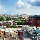 @amandaeisner - Washington, DC Skyline from U Street