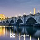 DC Skyline Zoom background