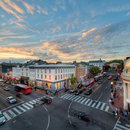 Wisconsin & M Street - Historic Georgetown Neighborhood - Washington DC