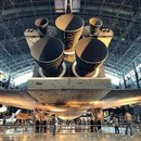 @gls_photos - Space shuttle Discovery at the National Air and Space Museum's Udvar-Hazy Center - Free museum near Washington, DC
