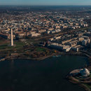 Washington, DC Aerial View