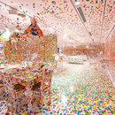 @hirshhorn - Yayoi Kusama: Infinity Mirrors - Museum Exhibits in Washington, DC