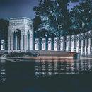 @joshmartinphoto - Evening at the National World War II Memorial - Monuments and memorials in Washington, DC