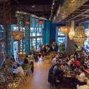 @mishaonfoot - Diners at Cathal Armstrong's Kaliwa - Asian restaurant at The Wharf in Washington, DC