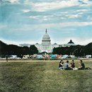 @rbaumga77 - Friends picnicking on the National Mall in front of the United States Capitol - Things to do outside in Washington, DC