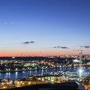 Southwest Waterfront skyline