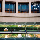 Free arts and culture experiences in Washington, DC - Smithsonian Hirshhorn Museum at the Sculpture Garden free modern art museum on the National Mall