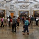 Tour groups in United States Capitol Building Rotunda - Attractions and landmarks in Washington, DC