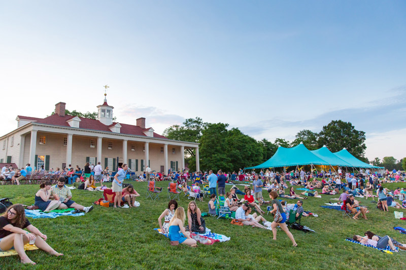 Summer Escape Festival at George Washington's Mount Vernon - Things to Do This Summer Near Washington, DC