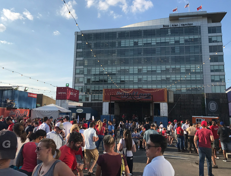Nationals Park Food Trucks