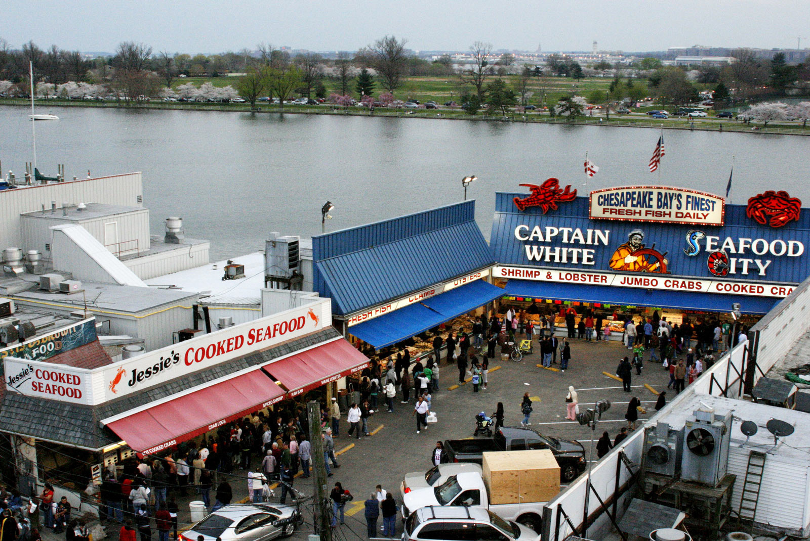 12 things to see do on the southwest waterfront for Washington fish market