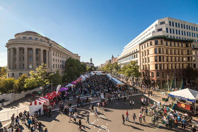 Taste of DC - Fall Food Festival in Washington, DC