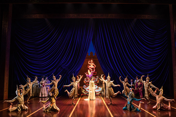 Rodgers & Hammerstein's 'The King and I' at the Kennedy Center - Theater in Washington, DC