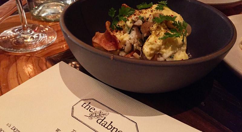 Maryland Blue Crab at The Dabney - Restaurant in Shaw - Washington, DC