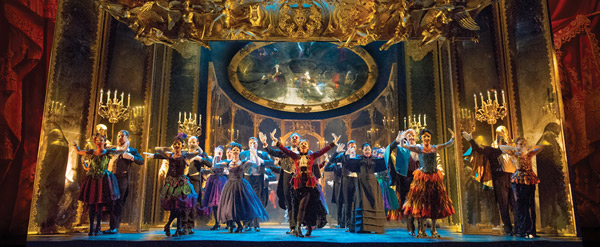 The Phantom of the Opera at the Kennedy Center