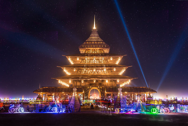 Top Reasons to see 'No Spectators: The Art of Burning Man' at the Smithsonian's Renwick Gallery in Washington, DC